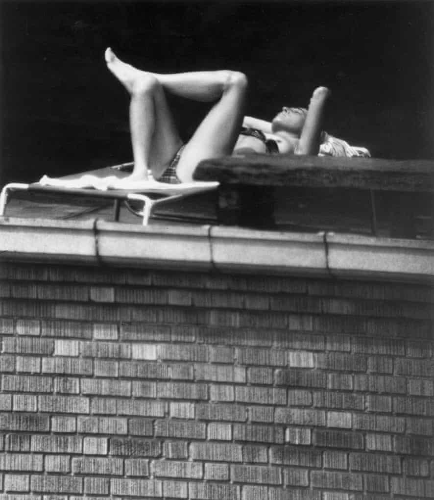 André Kertész, Untitled, New York, May 27 (1960)