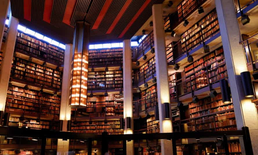 'The universe, which others call the Library' … Thomas Fisher Rare Book Library in Toronto, Canada.