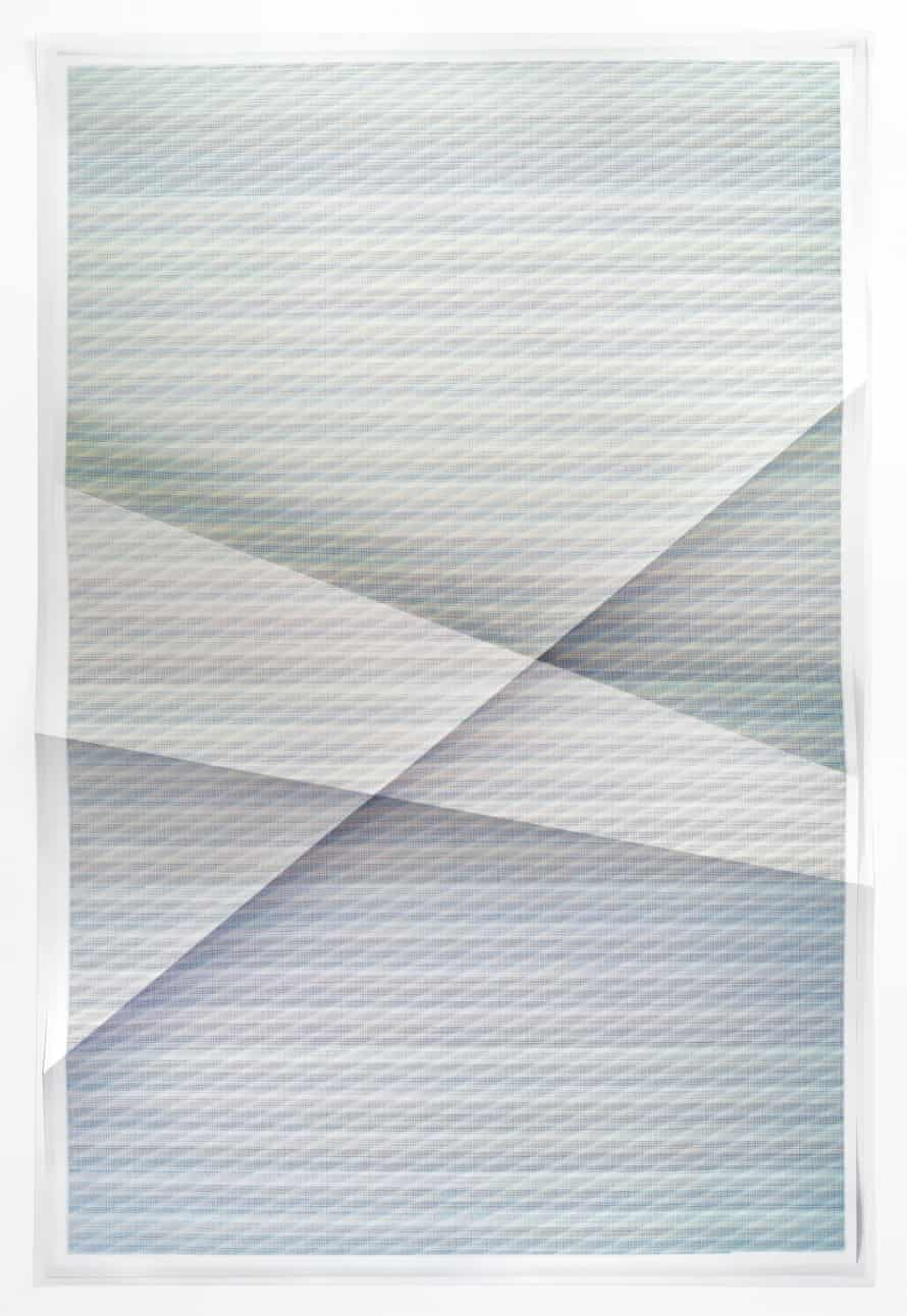 John Houck, Untitled #330, 2014.