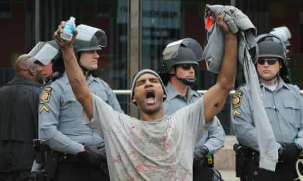 baltimore freddie gray charges