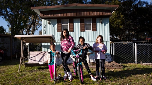 America's trailer parks: the residents may be poor but the owners are  getting rich