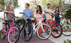 Pedego and other electric bike companies hope many more Americans warm to the battery-powered bicycles.