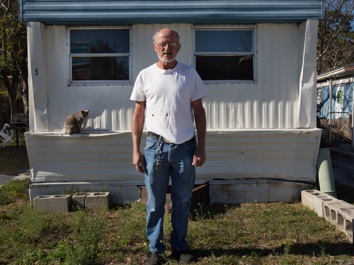 America's trailer parks: the residents may be poor but the owners are  getting rich | Life and style | The Guardian