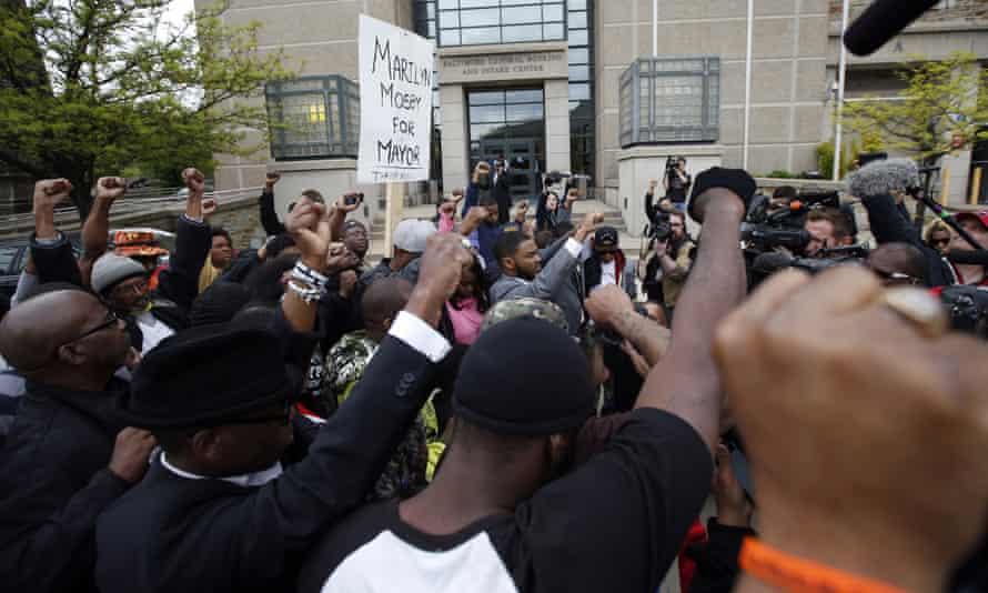 freddie gray baltimore protest