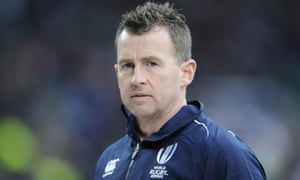 The Welsh rugby union referee Nigel Owens said: 'It's the people in the stadium who can make the difference'.