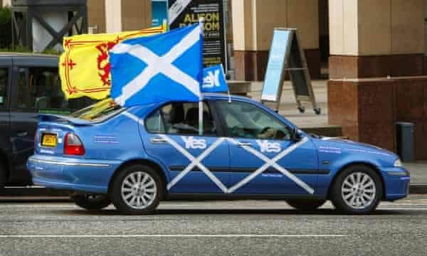 Last week Alex Salmond said he heard the Scottish lion roaring.