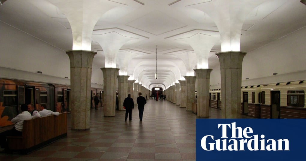 Celebrate the Moscow metro's 80th birthday with a journey