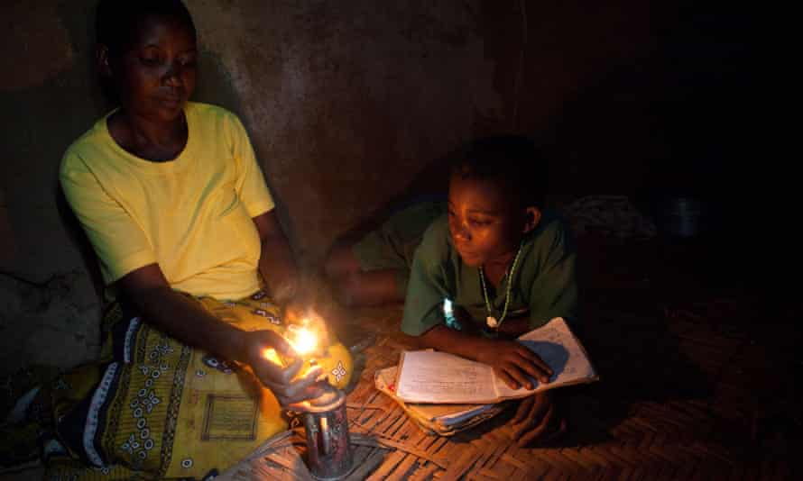 Sub-Saharan Africa has more people living without access to electricity than any other region. Tesla battery