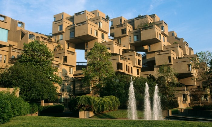 Habitat 67, Montreal's 'failed dream'  a history of cities in 50  buildings, day 35 | Cities | The Guardian