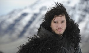 Kill the boy … Kit Harington as Jon Snow.