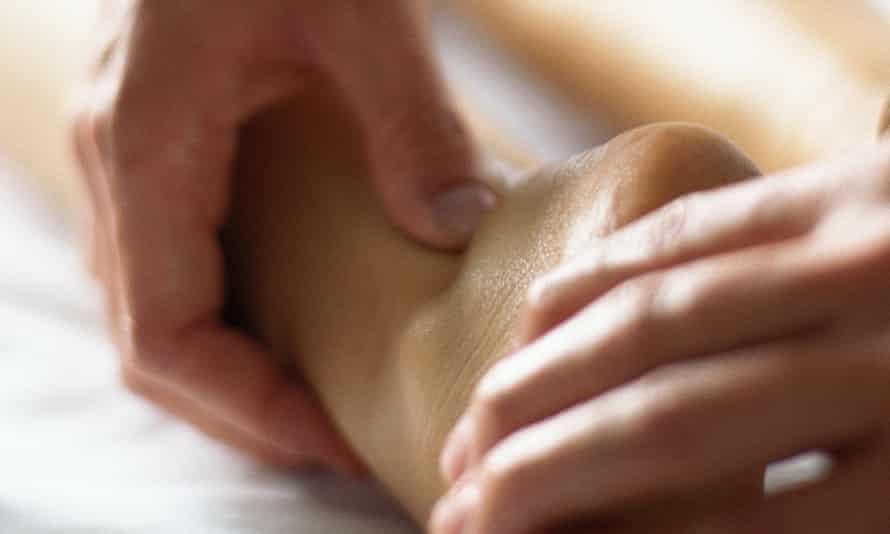 treating foot