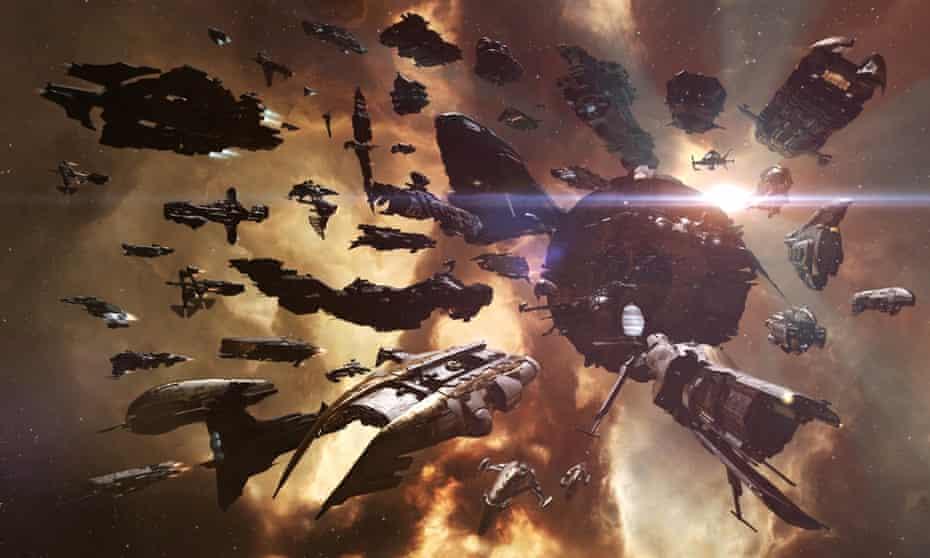 Eve spaceships