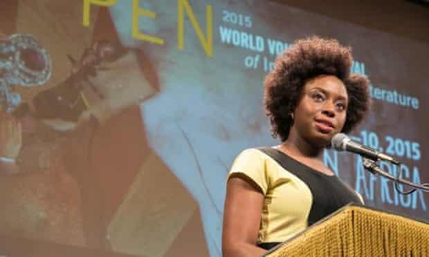 Chimamanda Ngozi Adichie PEN World Voices Festival