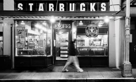 No.1912 Pike Place, Seattle, is actually the second location of the 'original' Starbucks cafe.