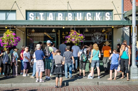Starbucks aspired to create what urban sociologist Ray Oldenburg first termed 'third places'.