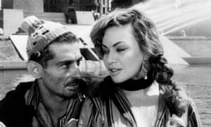 A scene from Cairo Station (1958), directed by Youssef Chahine, whose politically charged films were at the heart of Egyptian cinema's golden age.
