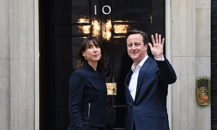Conservative party wins general election