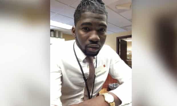 Matthew Ajibade died in police custody.