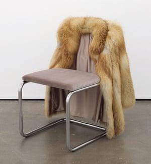 Nicole Wermers' Untitled Chair