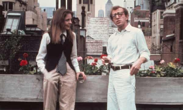 The 'nostalgic perfection' of Coney Island as depicted in Annie Hall was tweaked to create a desolate and gritty set for The Warriors.