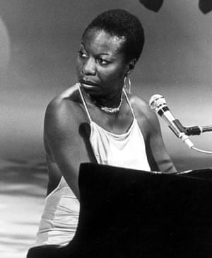 Nina Simone in 1977. A character of depth, not only in voice but in all kinds of ways. Tangle with her at your peril