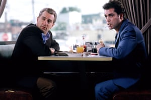 Goodfellas Diner - 69-35 Astoria Boulevard, Queens Classic greasy spoon in Jackson Heights, Queens – scene in which Ray Liotta and Robert De Niro are sitting at the table