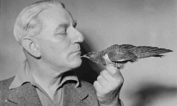 Maxwell Knight, spymaster and birdwatcher, who was the inspiration for James Bond's M