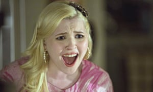Abigail Breslin stars as Chanel #5 in Fox's new comedy horror anthology Scream Queens.