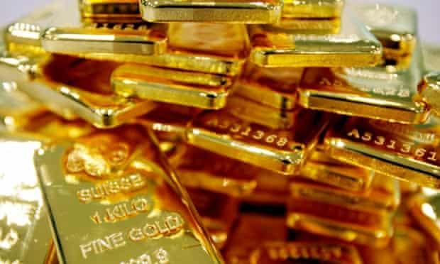 Gold in demand