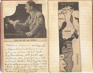 Astrid Lindgren war diary