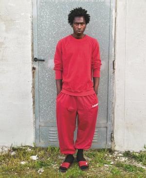 Emmanuel, 24, Ivory Coast