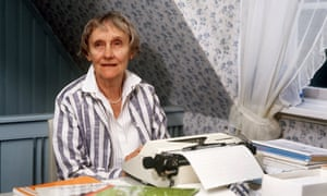 Astrid Lindgren in 1987