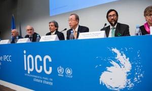 IPCC launch