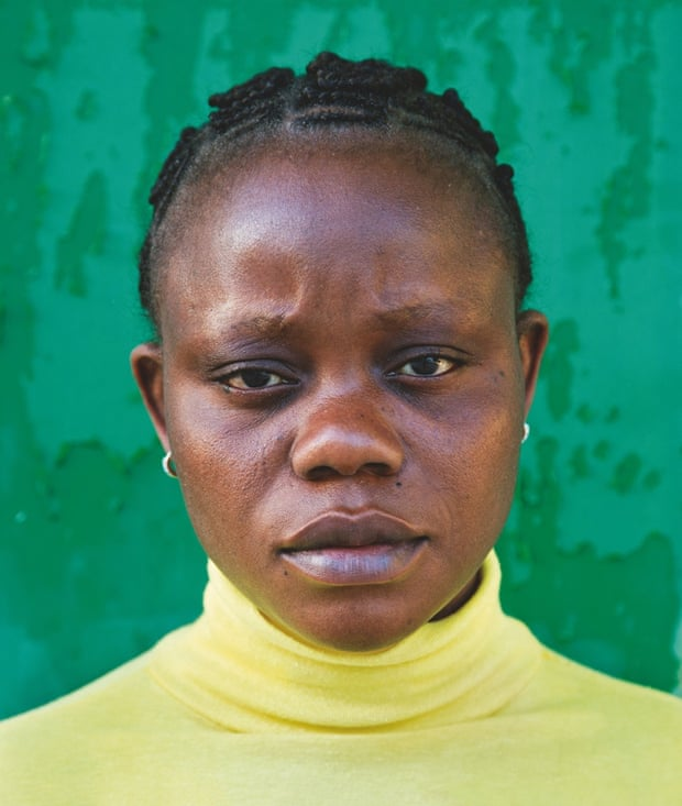 Faith, 25, Nigeria: 'When we reached Sabha, I was kidnapped together with another woman.'