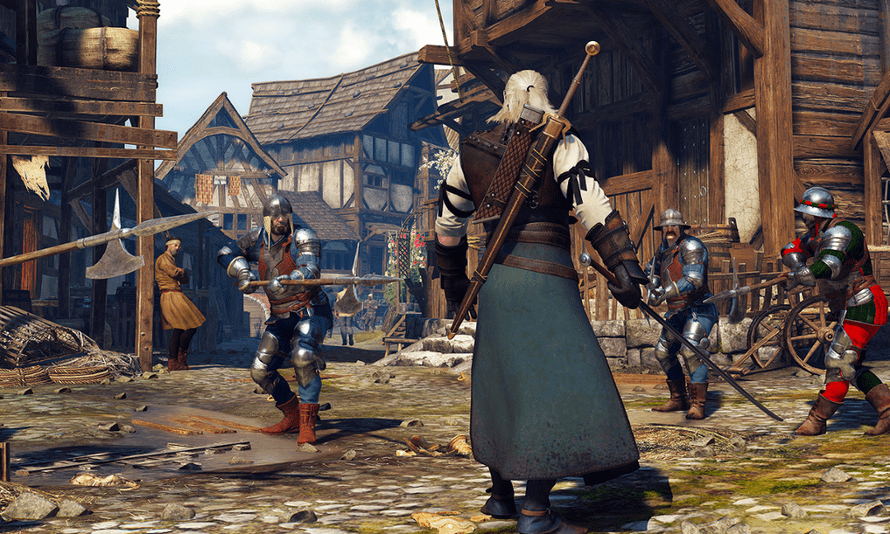 witcher 3 android download