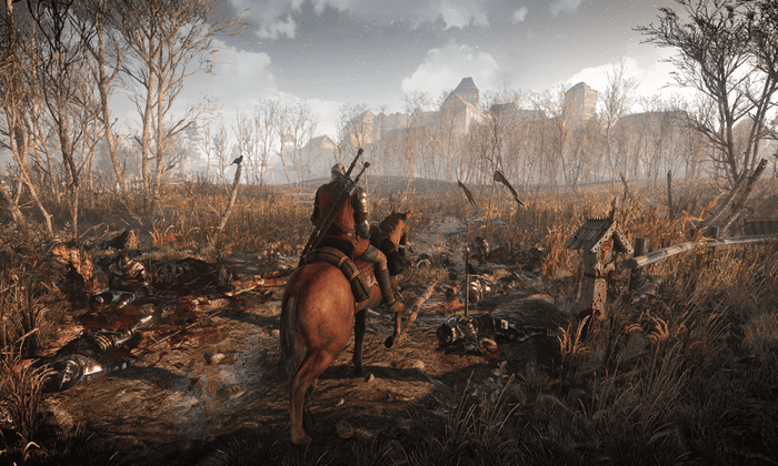 Witcher 3: Wild Hunt review – a rich adventure born in
