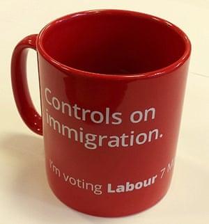 Labour party mug