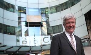 The BBC director general, Tony Hall