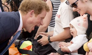 Harry gets broody in New Zealand.