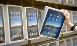 MPs went on last-minute iPad and iPhone buying spree | Politics