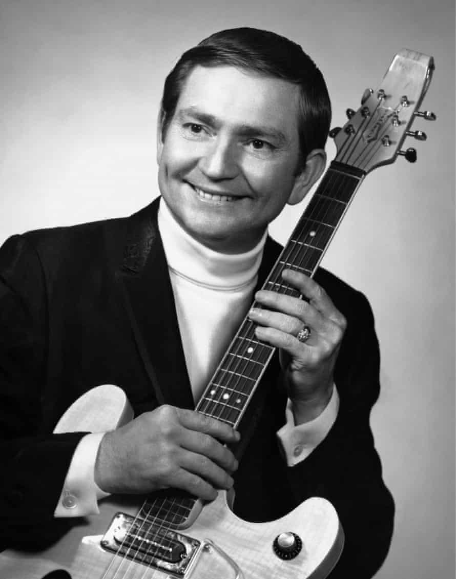Willie Nelson in the 60s