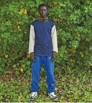 Omar, 30, the Gambia: 'It would have been better to die in the water on the way to Italy than to stay in Libya.'