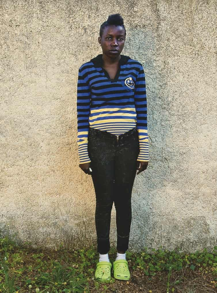 Joy, 20, Nigeria: 'I left Nigeria because of Boko Haram. We need your help.'