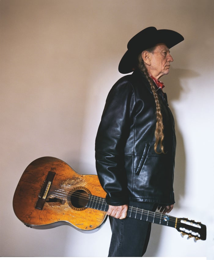 Willie Nelson: 'I've bought a lot of pot, and now I'm
