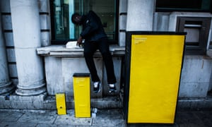 Street graphs in London highlight the housing crisis