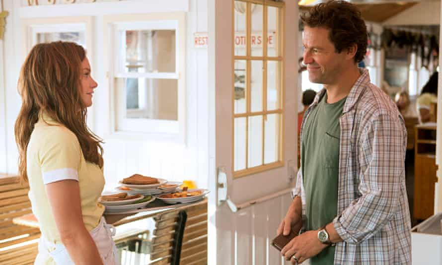 Seeing things differently … Ruth Wilson and Dominic West in The Affair. Photograph: Craig Blankenhor