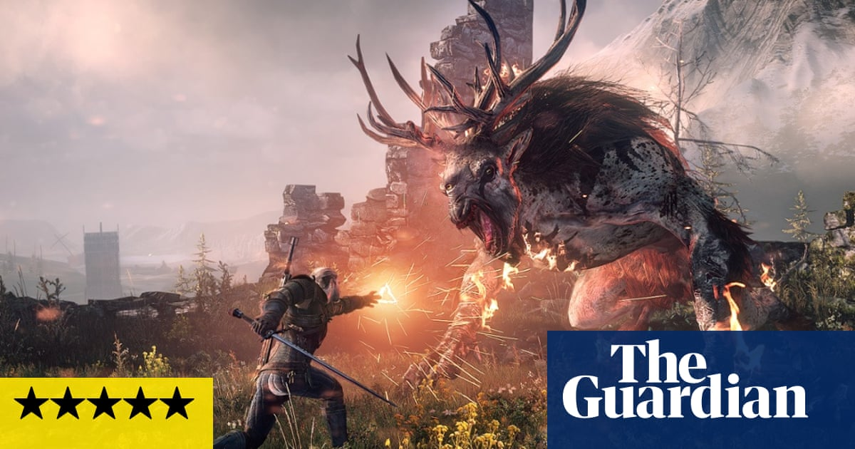 Witcher 3: Wild Hunt review – a rich adventure born in literature