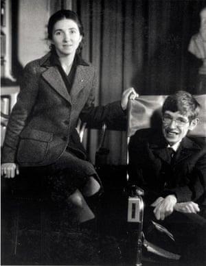 Jane and Stephen Hawking