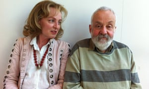 Elaine Proctor and Mike Leigh