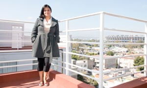 'I felt like a nobody in those first four years in Mexico, like everything I'd done in the US counted for nothing': Nancy Landa.